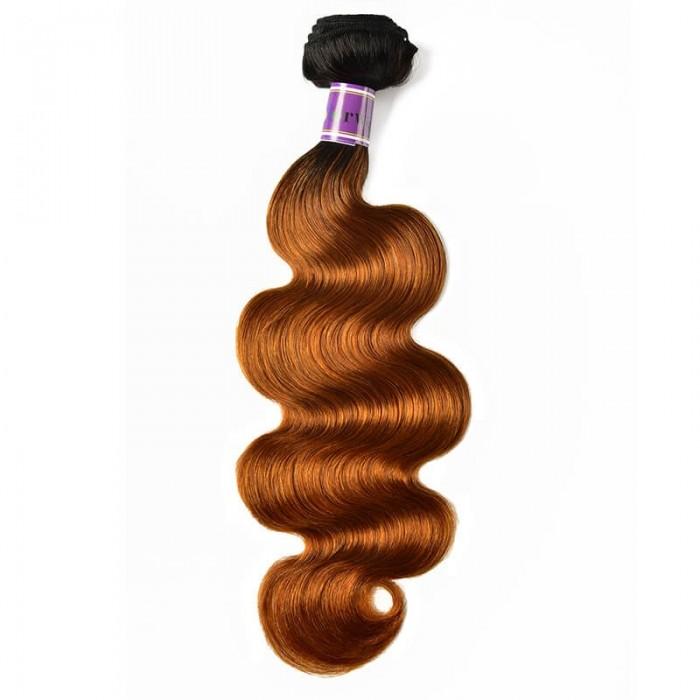 Incolorwig High Quality Human Hair Weave #TB30 Body Wave Hair Bundles 1 Bundle Deals
