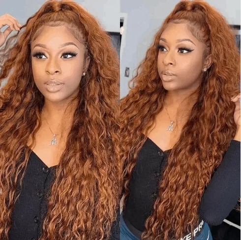 Ginger #30 Fall Color Wig