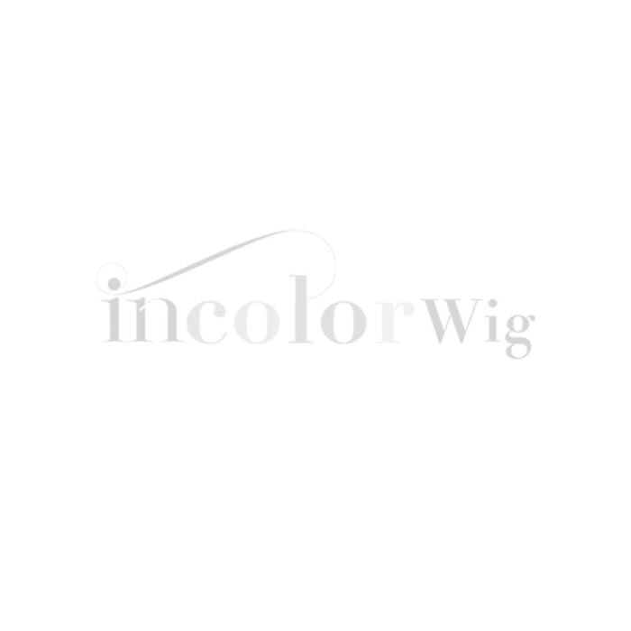 Incolorwig 1b/99J Body Wave Hair Adjustable Headband Wig Glueless Human Hair Wigs